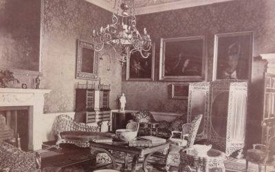 The Crimson Drawing Room Restored