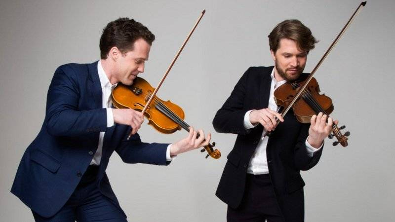 Vladimir and Anton in Concert @ Long Gallery, Main House | Celbridge | County Kildare | Ireland