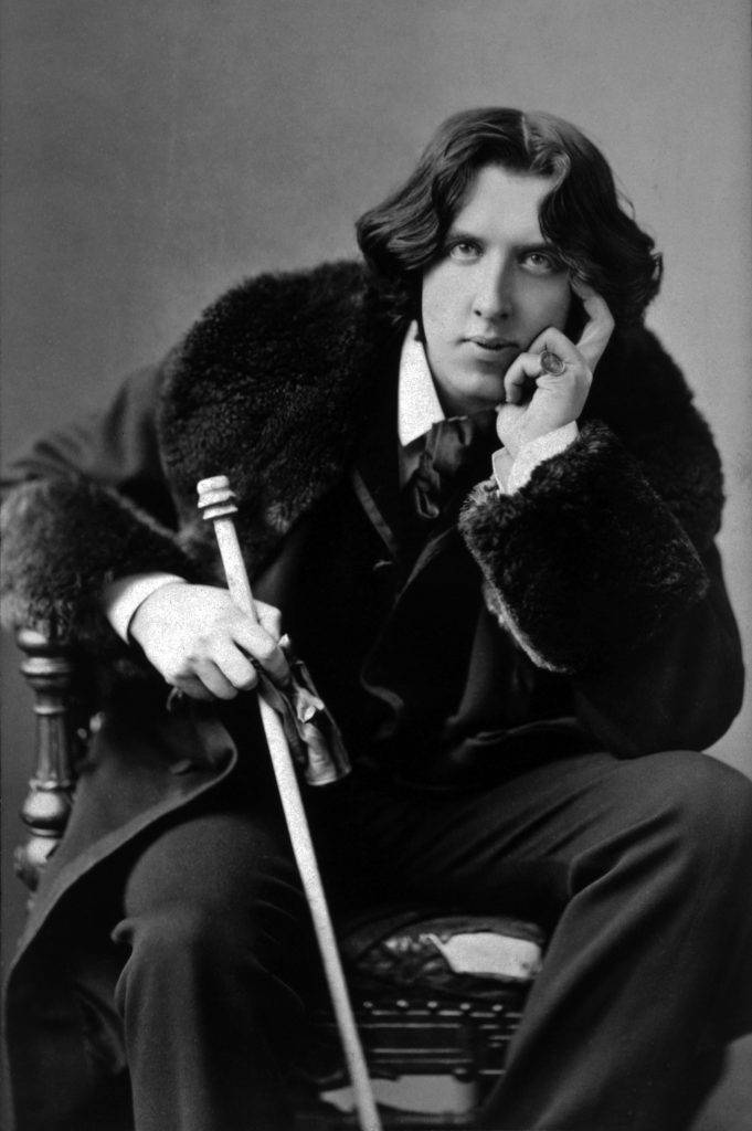 Oscar Wilde, compiled and performed by Richard Lynch @ Dining Room, Main House | Celbridge | County Kildare | Ireland