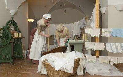A Servant's Life at Castletown