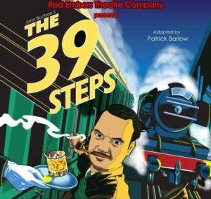 The 39 Steps @ Hunting Room, Stable Wing | County Kildare | Ireland