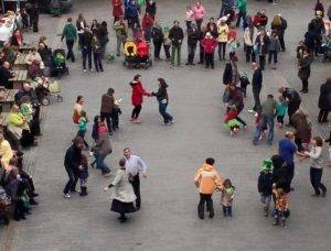 St Patrick's Day Céilí in the Courtyard @ Stable Wing & Courtyard | County Louth | Ireland