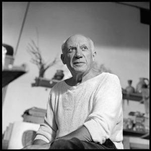 My Friend Picasso: 125 Photographs by Edward Quinn @ Gallery, Castletown House | Celbridge | County Kildare | Ireland